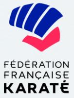 Logo federation francaise karate
