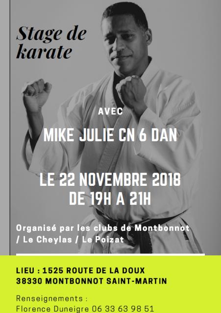 Mike 22 novembre 2018