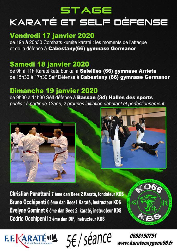 Stage bruno janvier 2020